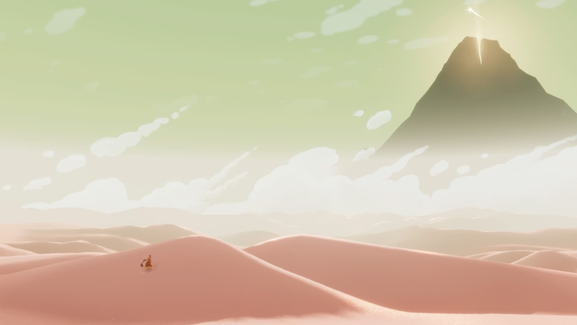 Journey is Still a Beautiful Game