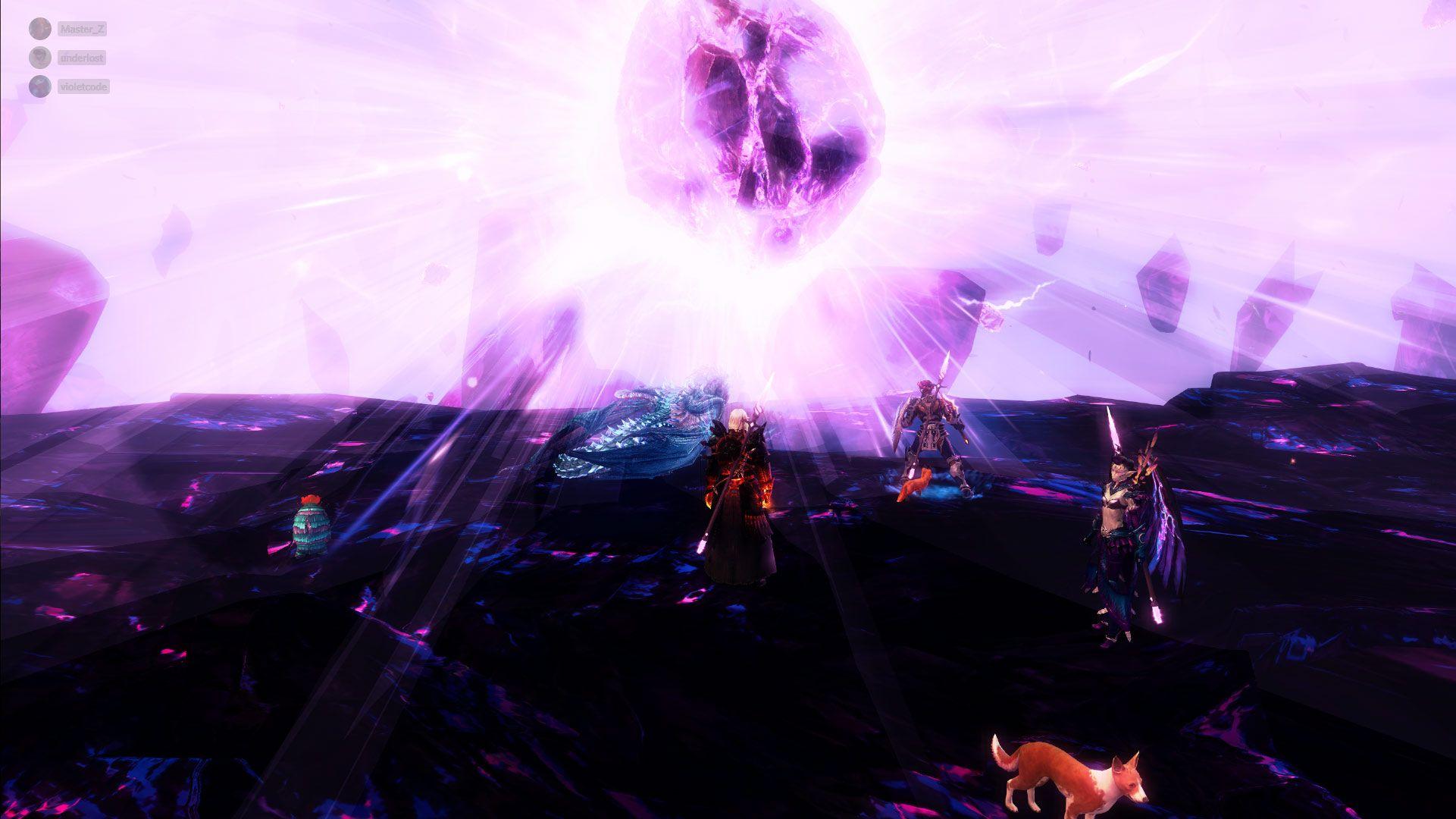 Guild Wars II Screenshot