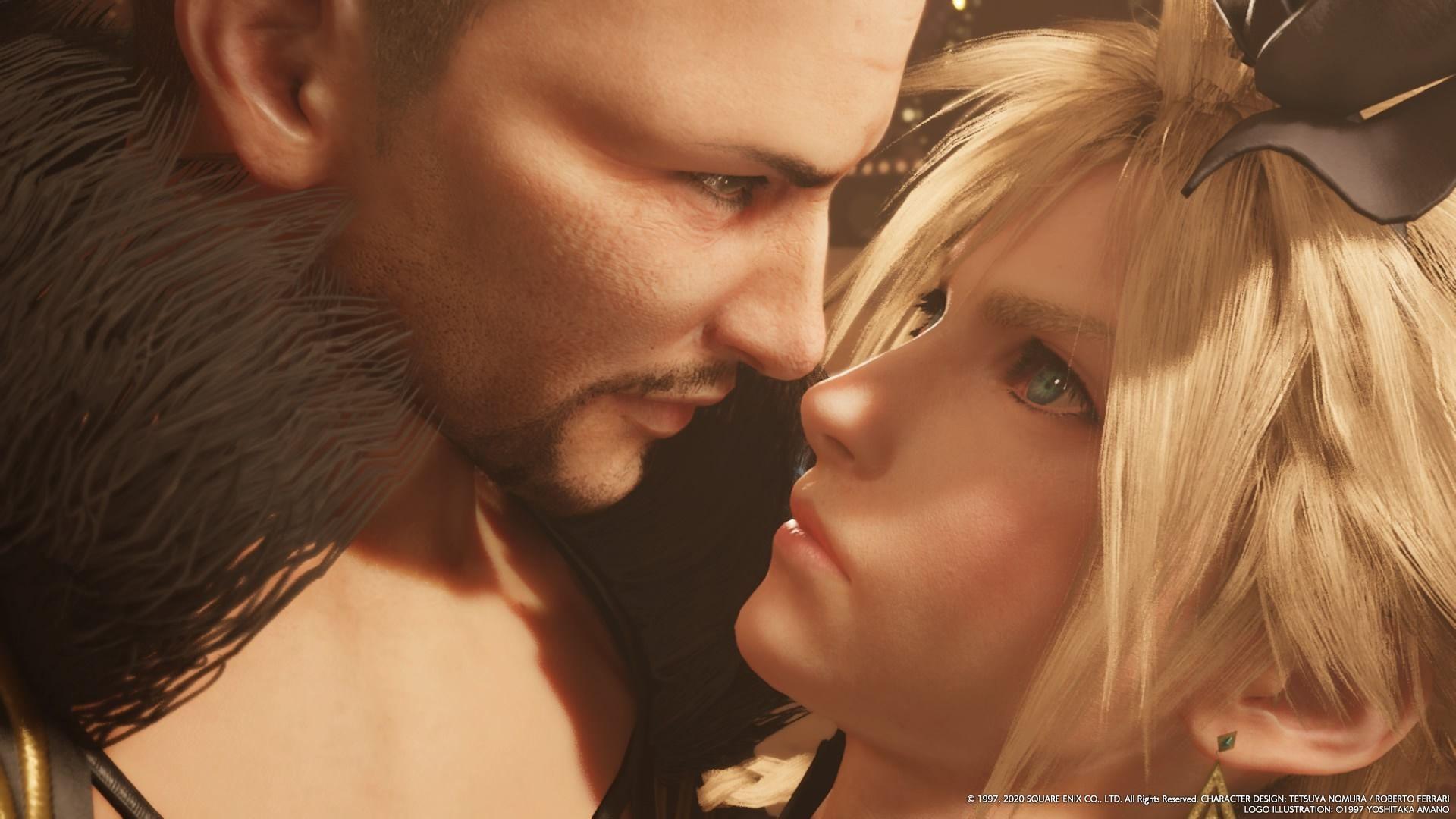Final Fantasy VII: Remake Screenshot